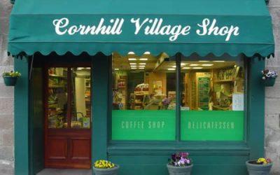Cornhill Village Shop & Coffee Shop